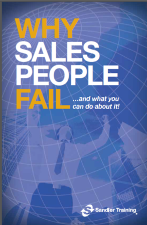Why Salespeople Fail new